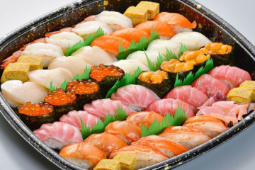 大人気!やまのお寿司特集